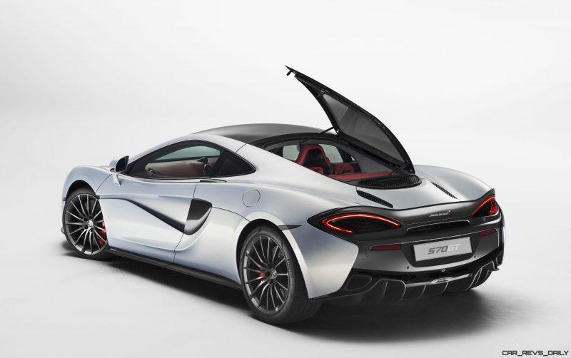 2017 McLaren 570GT 2