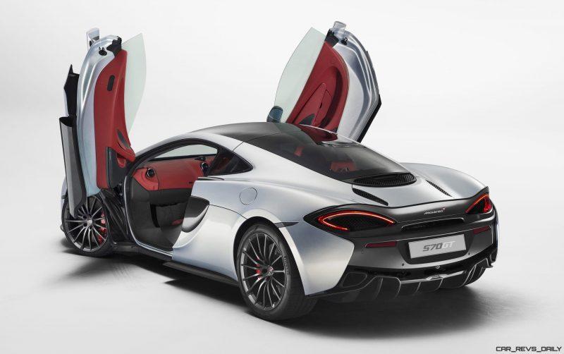 2017 McLaren 570GT 3