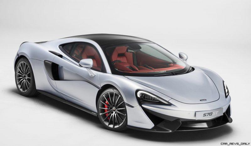2017 McLaren 570GT 5