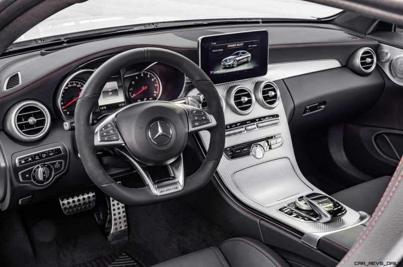 2017 Mercedes-AMG C43 Coupe 13