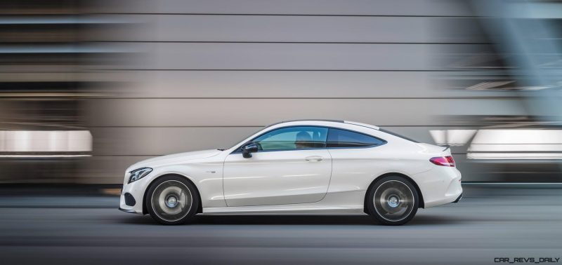 2017 Mercedes-AMG C43 Coupe 4