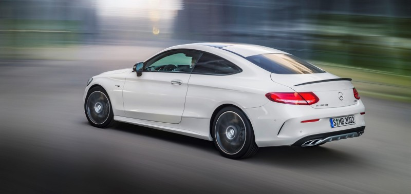 2017 Mercedes-AMG C43 Coupe 5