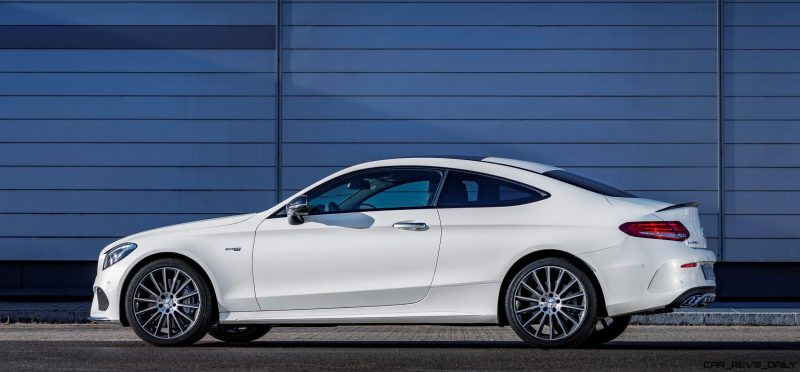 2017 Mercedes-AMG C43 Coupe 8