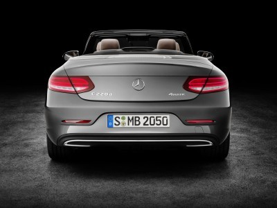 2017 Mercedes-Benz C-Class Cabriolet 10
