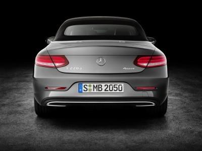 2017 Mercedes-Benz C-Class Cabriolet 11