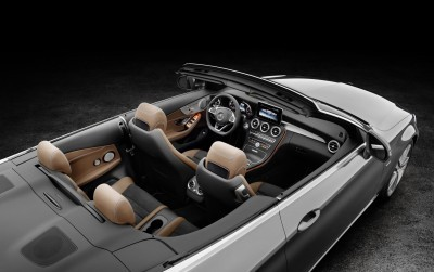 2017 Mercedes-Benz C-Class Cabriolet 12