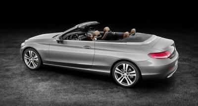 2017 Mercedes-Benz C-Class Cabriolet 5