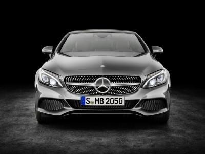 2017 Mercedes-Benz C-Class Cabriolet 7