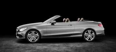 2017 Mercedes-Benz C-Class Cabriolet 8