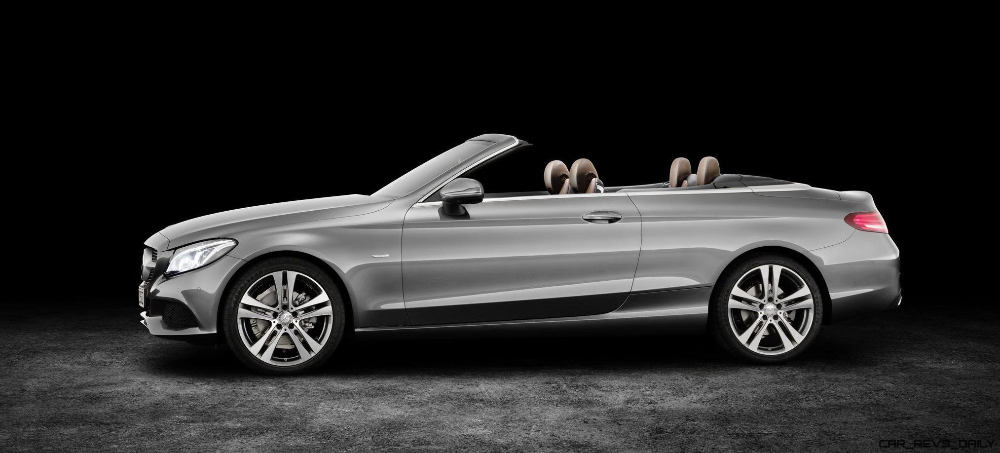 update1 367hp 2017 mercedes benz c43 cabrio leads gorgeous new c class convertible line car. Black Bedroom Furniture Sets. Home Design Ideas