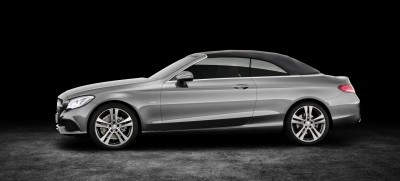 2017 Mercedes-Benz C-Class Cabriolet 9