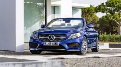 2017 Mercedes-Benz C400 Cabriolet 13