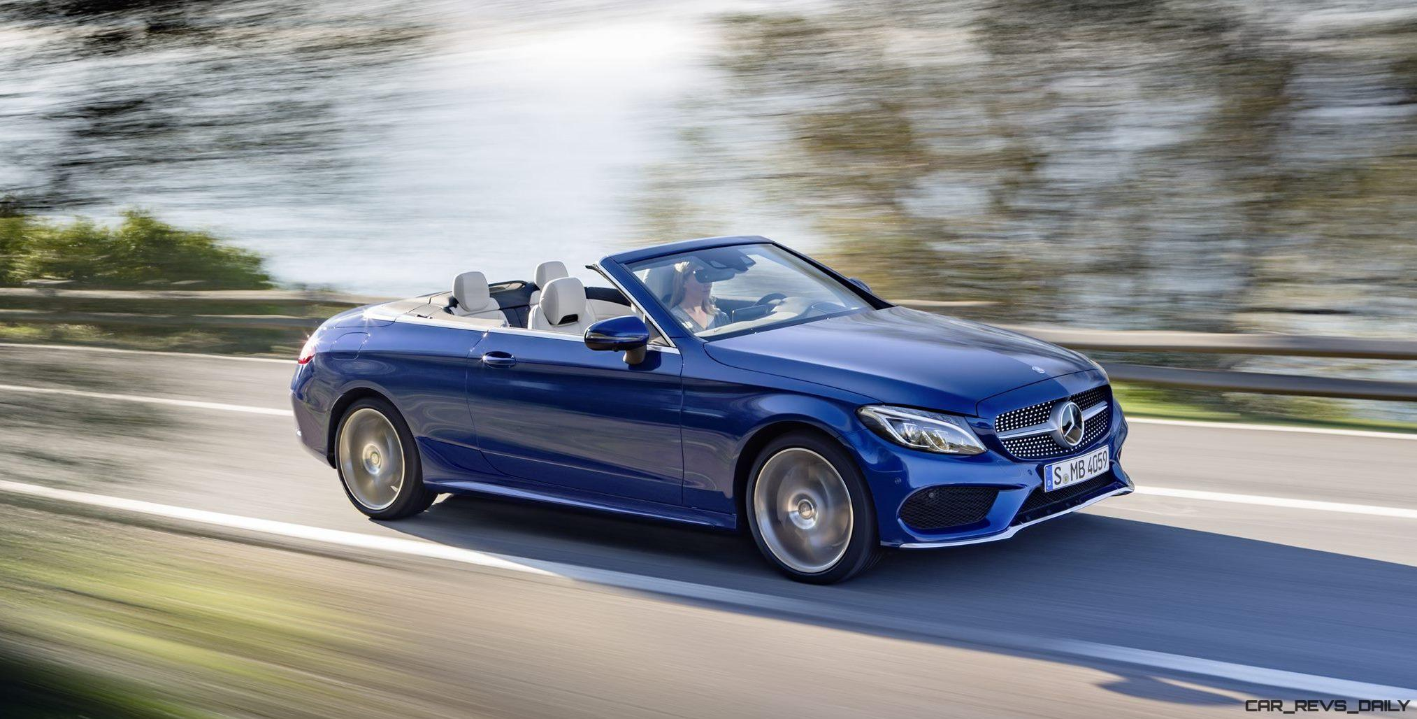 2017 mercedes benz c400 cabriolet 4 for Mercedes benz cabriolet 2017