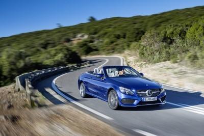 2017 Mercedes-Benz C400 Cabriolet 6