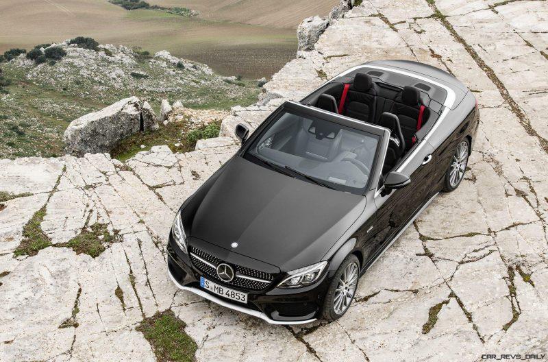 2017 Mercedes-Benz C43 Cabriolet 10