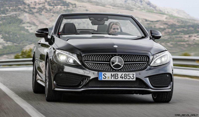 2017 Mercedes-Benz C43 Cabriolet 12