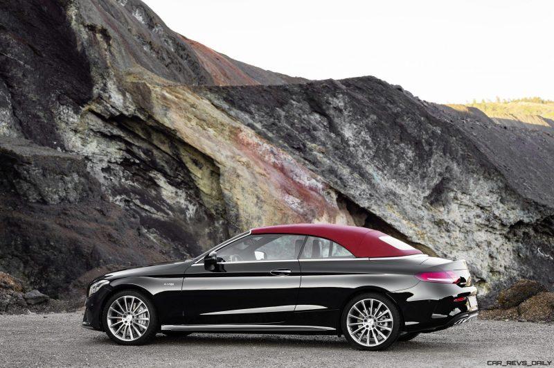 2017 Mercedes-Benz C43 Cabriolet 13