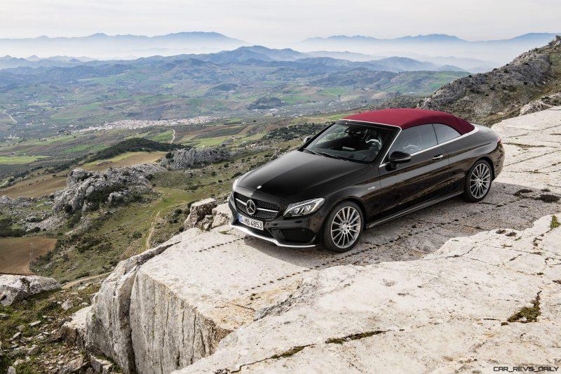 2017 Mercedes-Benz C43 Cabriolet 8