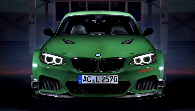 AC Schnitzer ACL2 Front frontal copy
