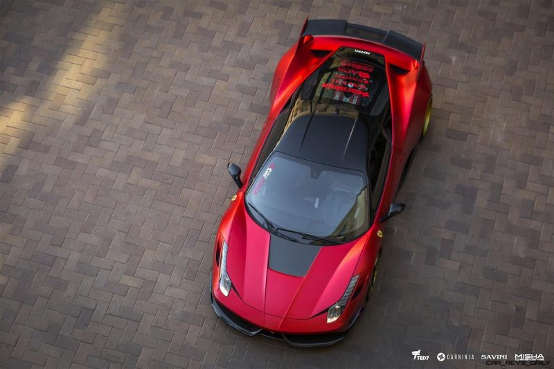 Ferrari-458-wide-body-kit-CarNinja-Misha-Designs-Savini-13