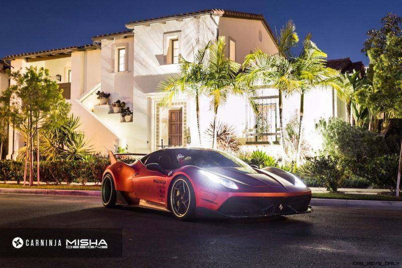 Ferrari-458-wide-body-kit-CarNinja-Misha-Designs-Savini-4