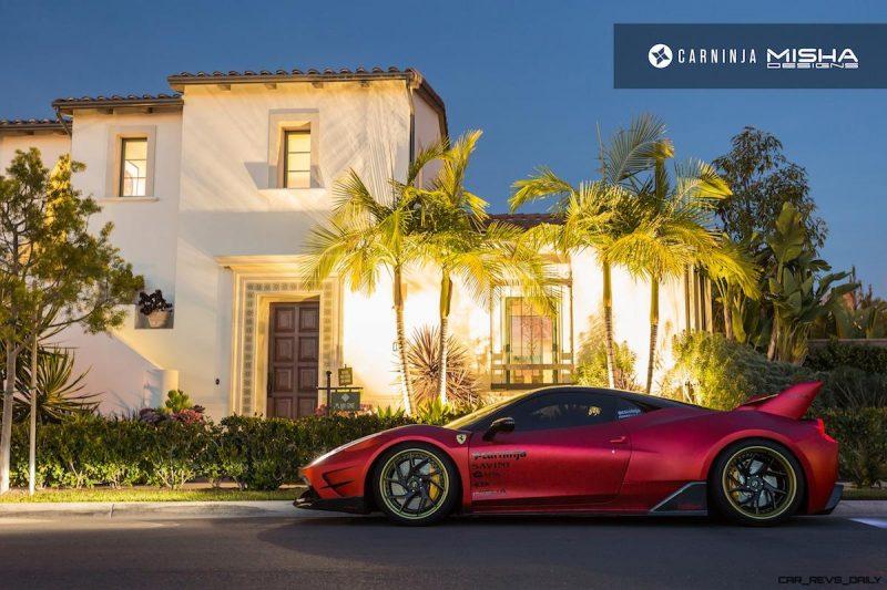 Ferrari-458-wide-body-kit-CarNinja-Misha-Designs-Savini-5