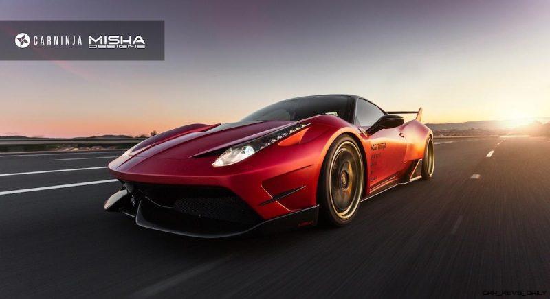 Ferrari-458-wide-body-kit-CarNinja-Misha-Designs-Savini-6