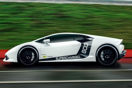 2 3s 805hp Lamborghini Huracan Oct800 Supercharged By O Ct Tuning
