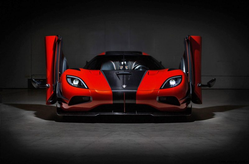 Koenigsegg Agera 'Final' 3