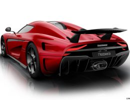 2.5s 1500HP 2017 Koenigsegg REGERA – Production-Spec Hypercar KING!