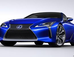 2017 Lexus LC500h – Next-Gen Hybrid Is V6 Li-ion with 4-Speed eTransaxle