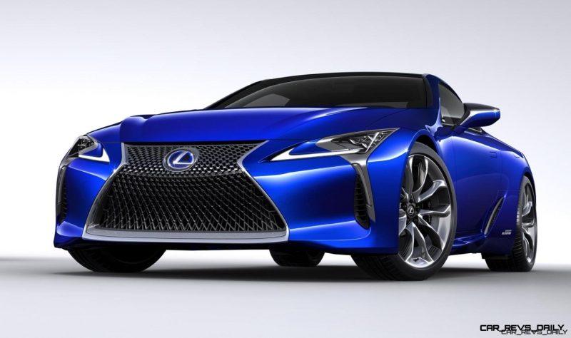 2017 Lexus LC500h - Next-Gen Hybrid Is V6 Li-ion with 4-Speed eTransaxle 2017 Lexus LC500h - Next-Gen Hybrid Is V6 Li-ion with 4-Speed eTransaxle 2017 Lexus LC500h - Next-Gen Hybrid Is V6 Li-ion with 4-Speed eTransaxle
