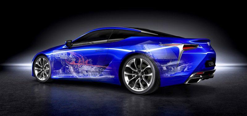 2017 Lexus LC500h - Next-Gen Hybrid Is V6 Li-ion with 4-Speed eTransaxle 2017 Lexus LC500h - Next-Gen Hybrid Is V6 Li-ion with 4-Speed eTransaxle 2017 Lexus LC500h - Next-Gen Hybrid Is V6 Li-ion with 4-Speed eTransaxle 2017 Lexus LC500h - Next-Gen Hybrid Is V6 Li-ion with 4-Speed eTransaxle 2017 Lexus LC500h - Next-Gen Hybrid Is V6 Li-ion with 4-Speed eTransaxle 2017 Lexus LC500h - Next-Gen Hybrid Is V6 Li-ion with 4-Speed eTransaxle