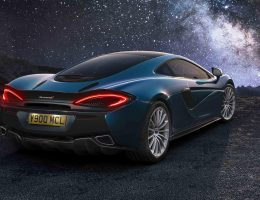 2017 McLaren 570GT – Glassback Triples Luggage Capacity