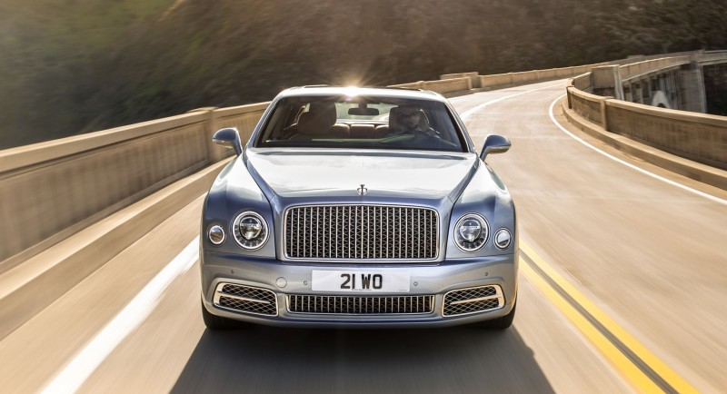 New Mulsanne – Luxury beyond compare(12)
