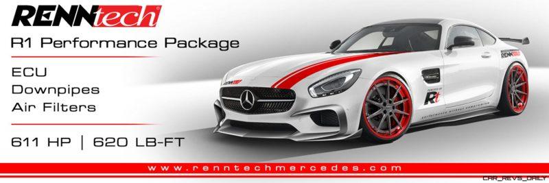 RENNtech AMG GT-S 1