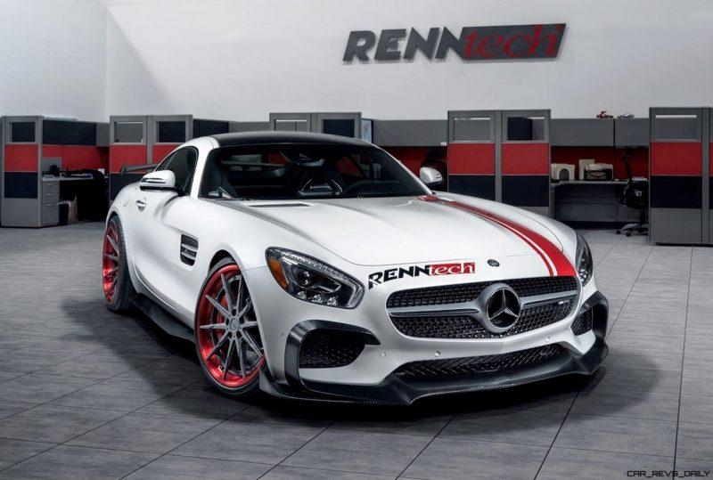 RENNtech AMG GT-S 3