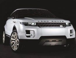 Concept Debrief – 2007 Land Rover LRX