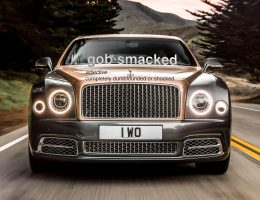 2017 Bentley MULSANNE Revealed – Refreshed Styling + Tech Leaves Bug-Eyes Intact