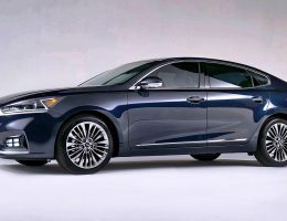 Official: 2017 Kia Cadenza Makes NY Debut