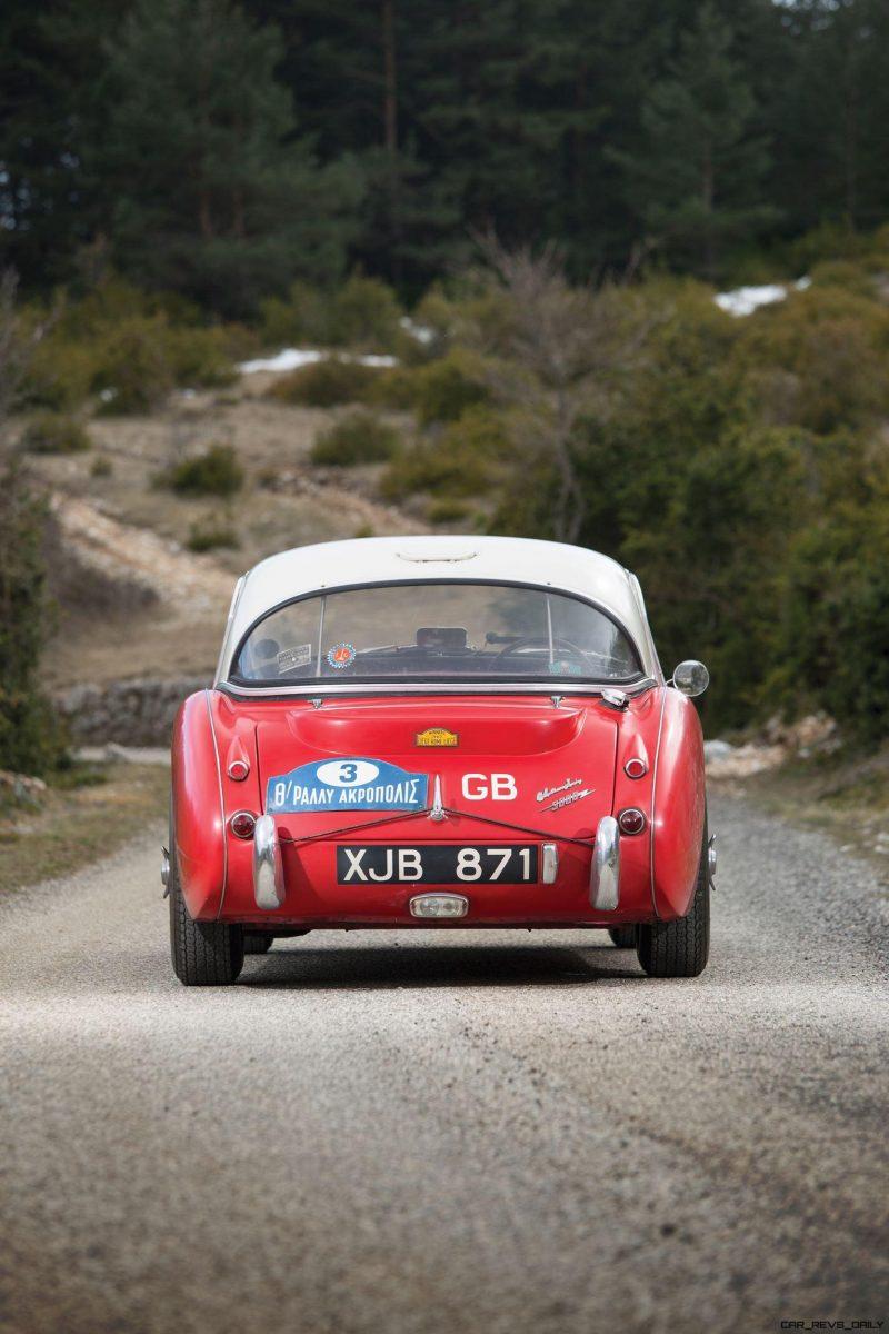 1961 Austin-Healey 3000 Mk I Works Rally 13