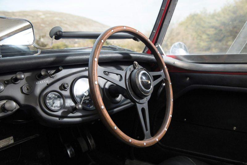 1961 Austin-Healey 3000 Mk I Works Rally 14