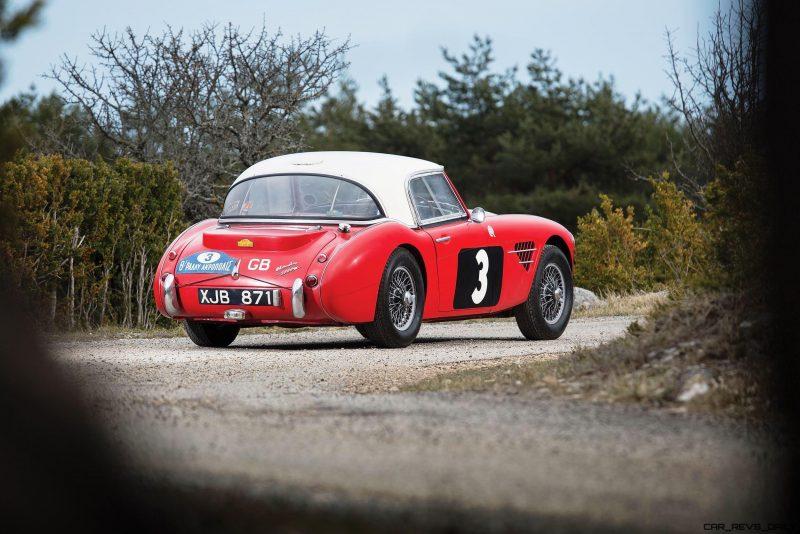1961 Austin-Healey 3000 Mk I Works Rally 2