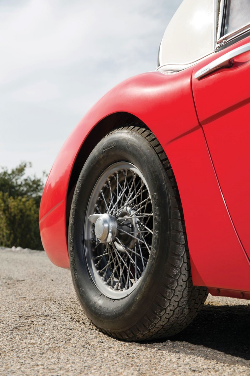 1961 Austin-Healey 3000 Mk I Works Rally 21