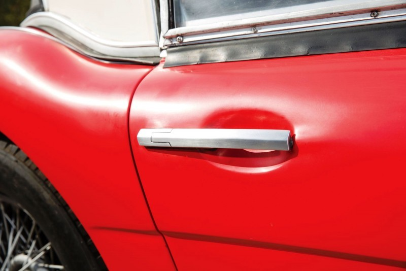 1961 Austin-Healey 3000 Mk I Works Rally 22