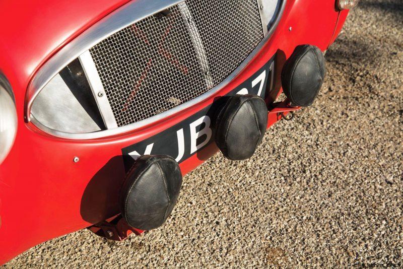 1961 Austin-Healey 3000 Mk I Works Rally 23