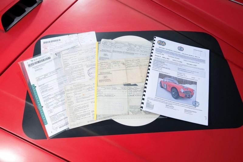 1961 Austin-Healey 3000 Mk I Works Rally 28