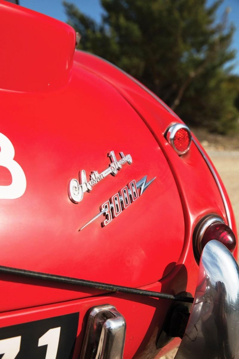 1961 Austin-Healey 3000 Mk I Works Rally 7