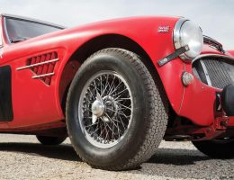 RM Monaco 2016 – 1961 Austin-Healey 3000 Mk I Works Rally