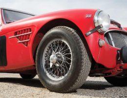 RM Monaco 2016 – 1961 Austin-Healey 3000 Mk I Works Rally